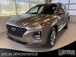 Used 2019 Hyundai Santa Fe DÉMO - Luxury 2.0 -À PARTIR DE 113.57$/SEM* for sale in Ste-Julie, QC