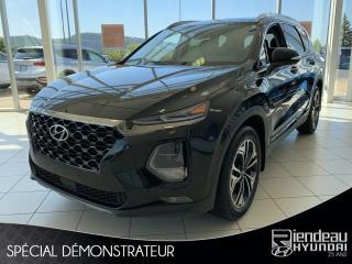Used 2019 Hyundai Santa Fe LIQUIDATION - Ultimate 2.0  w/ Dark Chrome Accents for sale in Ste-Julie, QC