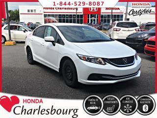 Used 2015 Honda Civic for sale in Charlesbourg, QC