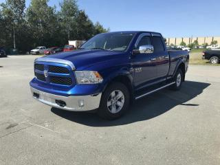 Used 2014 RAM 1500 QUAD CAB 4X4, 140,5po Outdoorsman for sale in Sherbrooke, QC