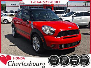 Used 2011 MINI Cooper Countryman S ALL4 **TOIT PANORAMIQUE** for sale in Charlesbourg, QC