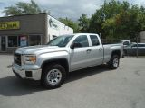 Photo of Silver 2014 GMC Sierra 1500