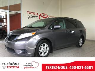 Used 2013 Toyota Sienna * V6 * 121000 KMS * AIR * MAGS * for sale in Mirabel, QC
