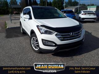 Used 2016 Hyundai Santa Fe Sport 2.4L Luxury 4 portes TI for sale in St-Félicien, QC