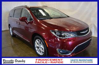 Used 2018 Chrysler Pacifica Touring-L Plus 2x for sale in Cowansville, QC