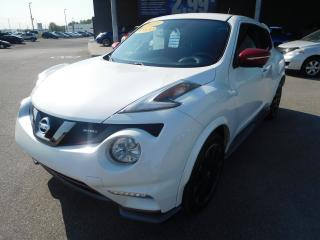 Used 2017 Nissan Juke NISMO,AWD,MAGS,NAV,CAMERA,A/C,CRUISE for sale in Mirabel, QC