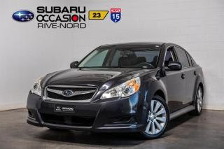 Used 2011 Subaru Legacy Limited CUIR+TOIT.OUVRANT for sale in Boisbriand, QC
