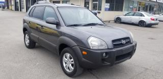 Used 2007 Hyundai Tucson GL for sale in Toronto, ON