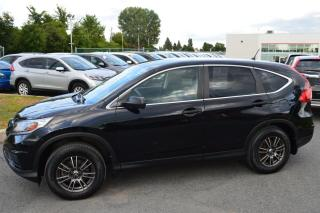 Used 2015 Honda CR-V LX ***1 seul propriétaire*** for sale in Longueuil, QC