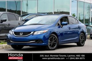 Used 2014 Honda Civic LX AUTO MAGS BLUETOOTH AUTO AC CRUISE MAGS BLUETOOTH for sale in Lachine, QC