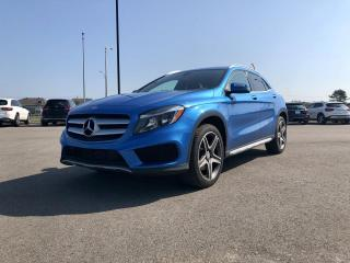 Used 2017 Mercedes-Benz GLA 250 GLA250 Ens.Sport, système de naviguation for sale in Trois-Rivières, QC