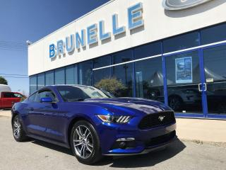 Used 2016 Ford Mustang EcoBoost auto for sale in St-Eustache, QC