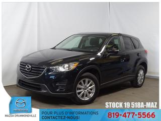 Used 2016 Mazda CX-5 GX|ECRANTACTILE|MAG|REGVIT|BLUETOOTH| for sale in Drummondville, QC