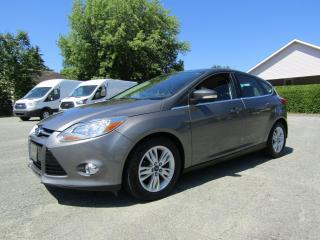 Used 2012 Ford Focus Hayon 5 portes SEL for sale in Thetford Mines, QC