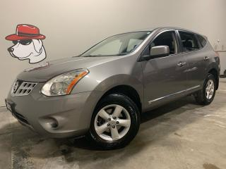 Used 2013 Nissan Rogue S for sale in Owen Sound, ON