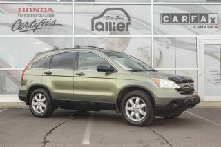 Used 2008 Honda CR-V EX AWD ***RAPPORT CARPROOF DISPONIBLE*** for sale in Québec, QC