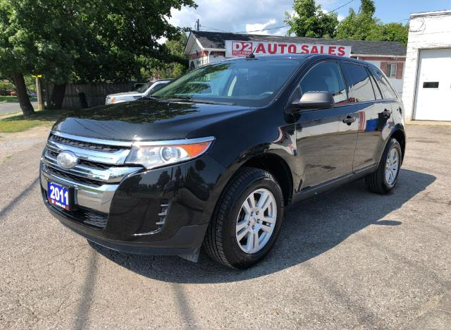 2011 Ford Edge 1 Owner/Automatic/Comes Certified/Backup Sensors