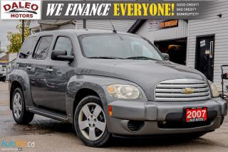 Used 2007 Chevrolet HHR LS | CERTIFIED for sale in Hamilton, ON
