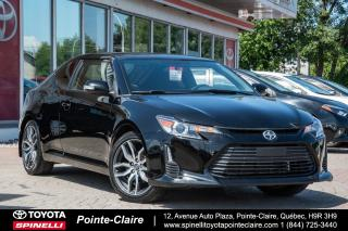 Used 2016 Scion tC GPS GPS, 6 VITESSE for sale in Pointe-Claire, QC