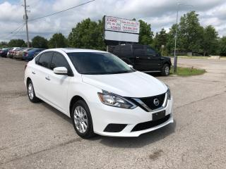 Used 2017 Nissan Sentra SV for sale in Komoka, ON
