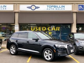 Used 2017 Audi Q7 3.0T Premium, Navigation, Pano Roof for sale in Vaughan, ON
