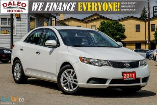 Used 2011 Kia Forte EX for sale in Hamilton, ON