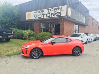 Used 2017 Toyota 86 Special Edition/Number86/Sport-Tech/Nav/BackCam for sale in North York, ON
