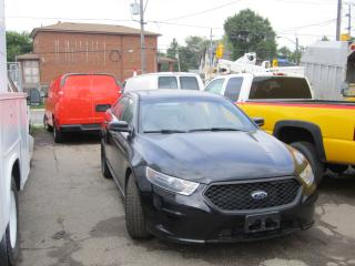 Used 2014 Ford Taurus awd expolice for sale in North York, ON