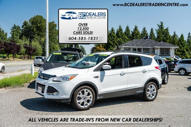 2013 Ford Escape SE ECOBOOST, AWD, New Bodystyle, Low 140k, No Acci