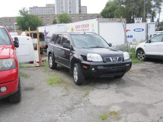 Used 2006 Nissan X-Trail 4x4 awd  loeded for sale in North York, ON