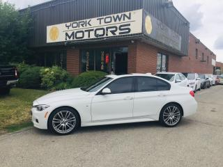 Used 2016 BMW 3 Series 328i xDrive/M-Sport/TechPkg/AWD/Nav/RedInt/NoAcc for sale in North York, ON