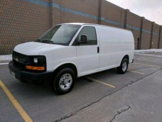 Used 2009 Chevrolet Express 1500 GREAT DEAL- 5.3L V8 MONEY MAKER for sale in Toronto, ON