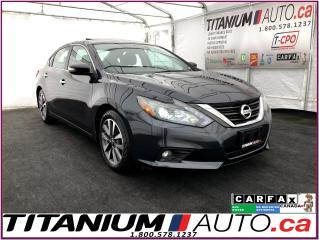 Used 2016 Nissan Altima SL Tech+GPS+Blind Spot+Camera+Radar Cruise+FEB+XM+ for sale in London, ON