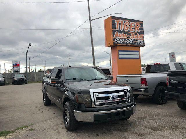 2013 Ford F-150 XLT**ONLY 71KMS**3.5L ECOBOOST**CREW CAB**CERT