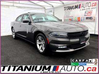 Used 2018 Dodge Charger SXT Plus+Camera+Blind Spot+Sunroof+Remote Start+XM for sale in London, ON