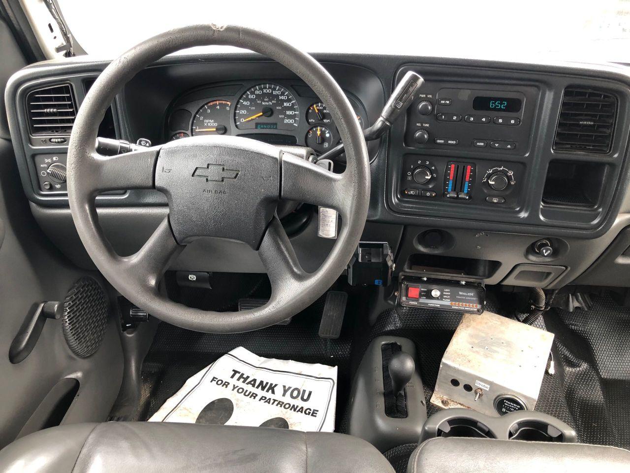 2005 Chevrolet Silverado 3500