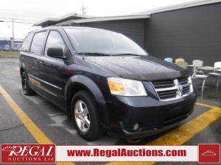 Used 2008 Dodge Grand Caravan SXT WAGON for sale in Calgary, AB