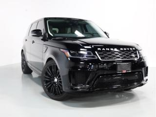 "Used 2018 Land Rover Range Rover Sport HSE TD6 DIESEL   DYNAMIC PKG   WARRANTY   22"" WHEE for sale in Vaughan, ON"