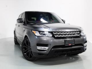 Used 2016 Land Rover Range Rover Sport TD6 DIESEL   PANO ROOF   PARKING AID for sale in Vaughan, ON