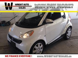 Used 2015 Smart fortwo Passion|LOW MILEAGE|LEATHER|35,430 KMS for sale in Cambridge, ON