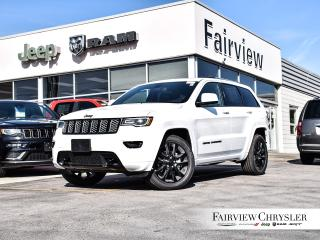 Used 2020 Jeep Grand Cherokee Altitude for sale in Burlington, ON