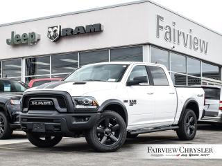 Used 2019 RAM 1500 Classic SLT for sale in Burlington, ON
