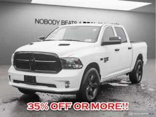 Used 2019 RAM 1500 Classic NIGHT EDITION for sale in Mississauga, ON