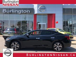 Used 2016 Nissan Maxima Platinum, ACCIDENT FREE, 1 OWNER, LOW KM'S ! for sale in Burlington, ON