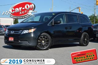 Used 2016 Honda Odyssey REAR CAM FULL POWER GROUP BLUETOOTH ALLOYS for sale in Ottawa, ON