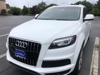 Used 2010 Audi Q7 3.6L Premium NAVIGATION NO ACCIDENTS for sale in Concord, ON