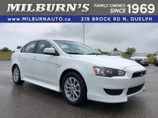 Used 2011 Mitsubishi Lancer SE for sale in Guelph, ON