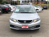 2015 Honda Civic Sedan LX - Bluetooth - Rear Camera
