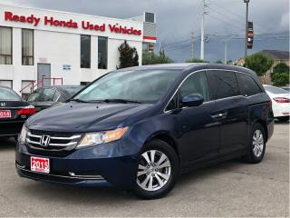 Used 2015 Honda Odyssey Power Sliding doors EX for sale in Mississauga, ON