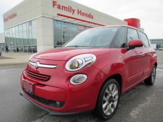 Used 2014 Fiat 500 L Sport, LOADED! WOW! for sale in Brampton, ON